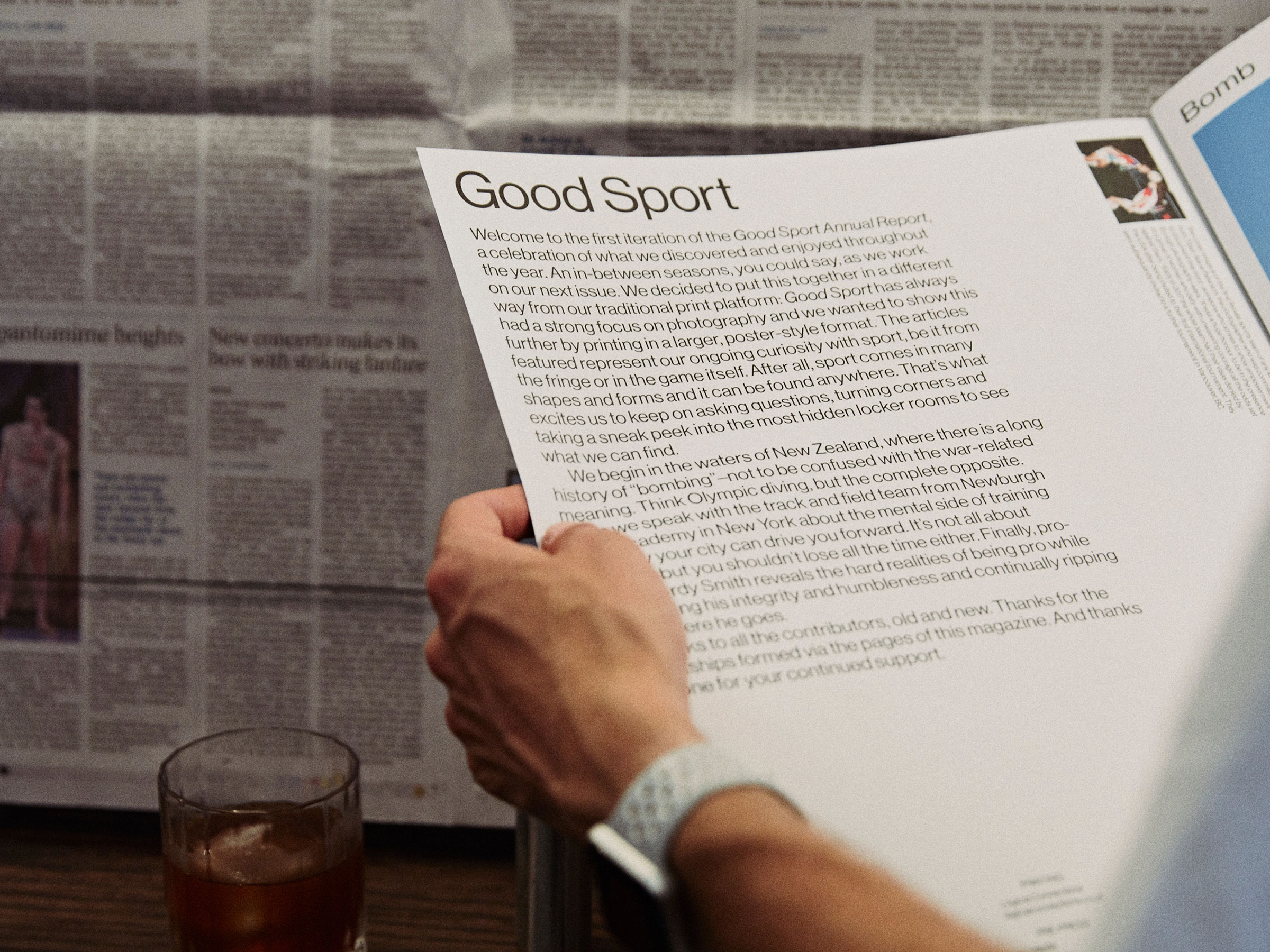 Good Sport Annual Report