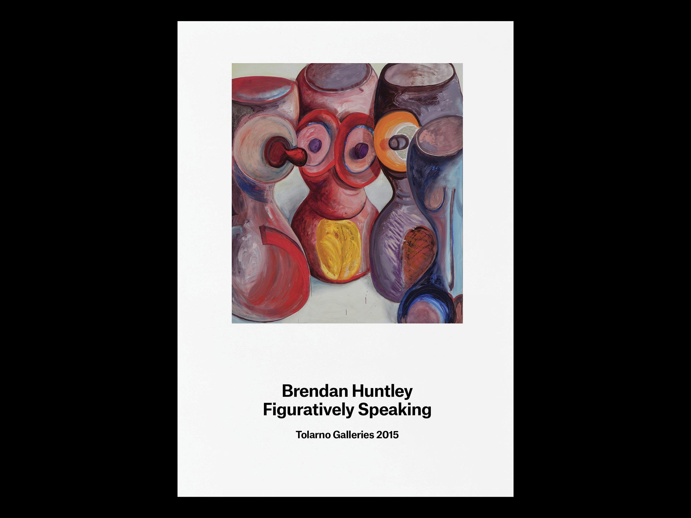 Brendan Huntley, Figuratively Speaking