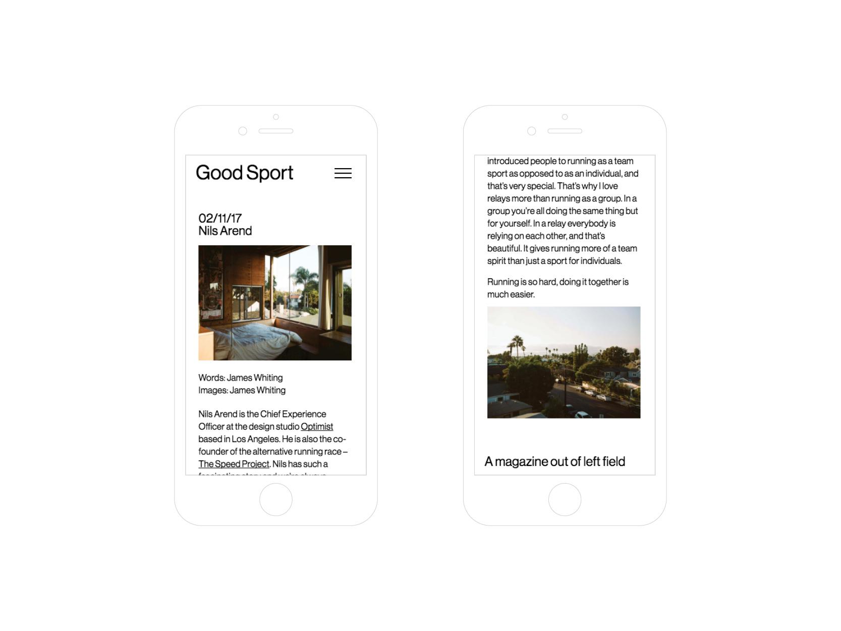 goodsportmagazine.com