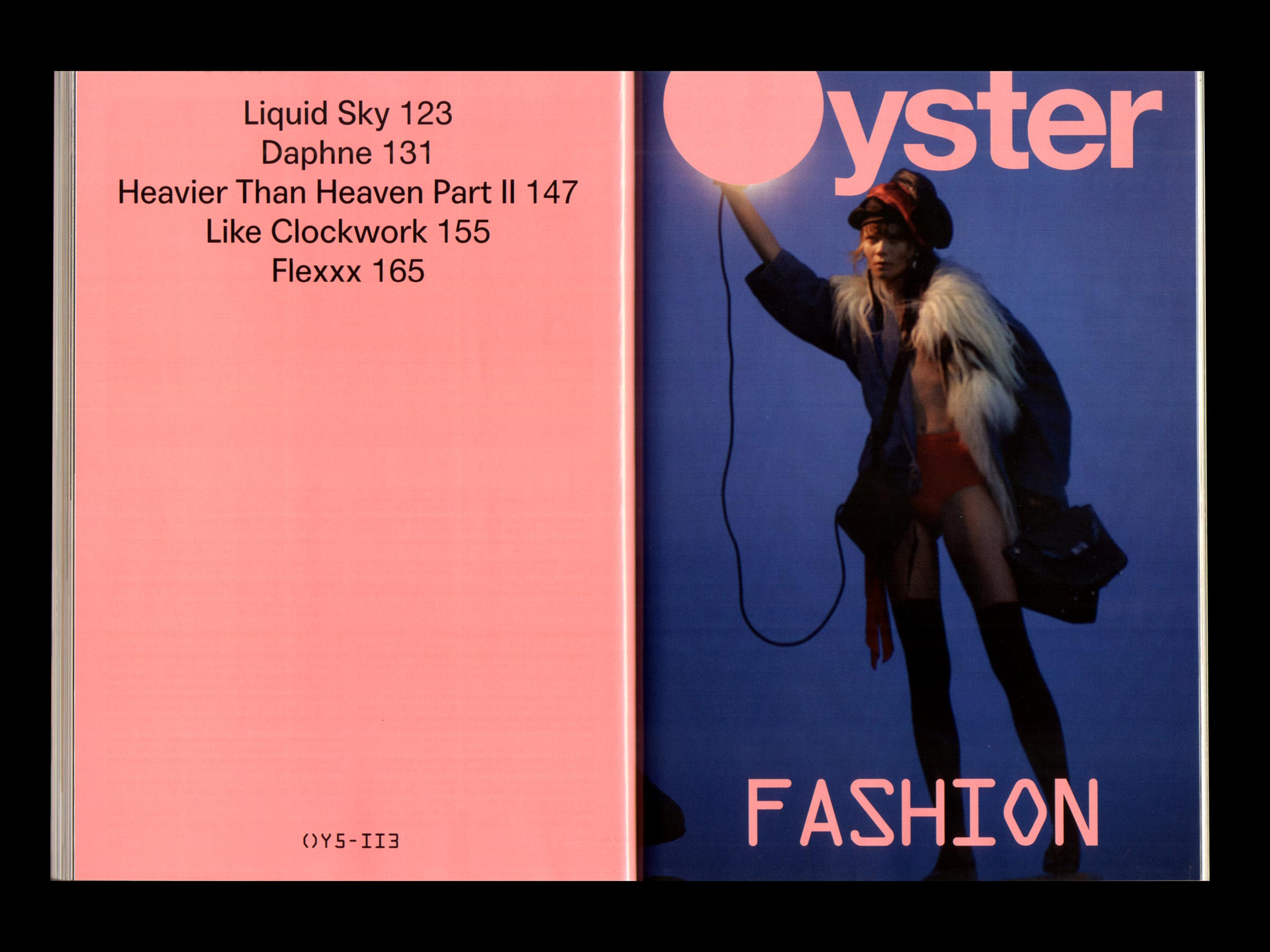 Oyster #113