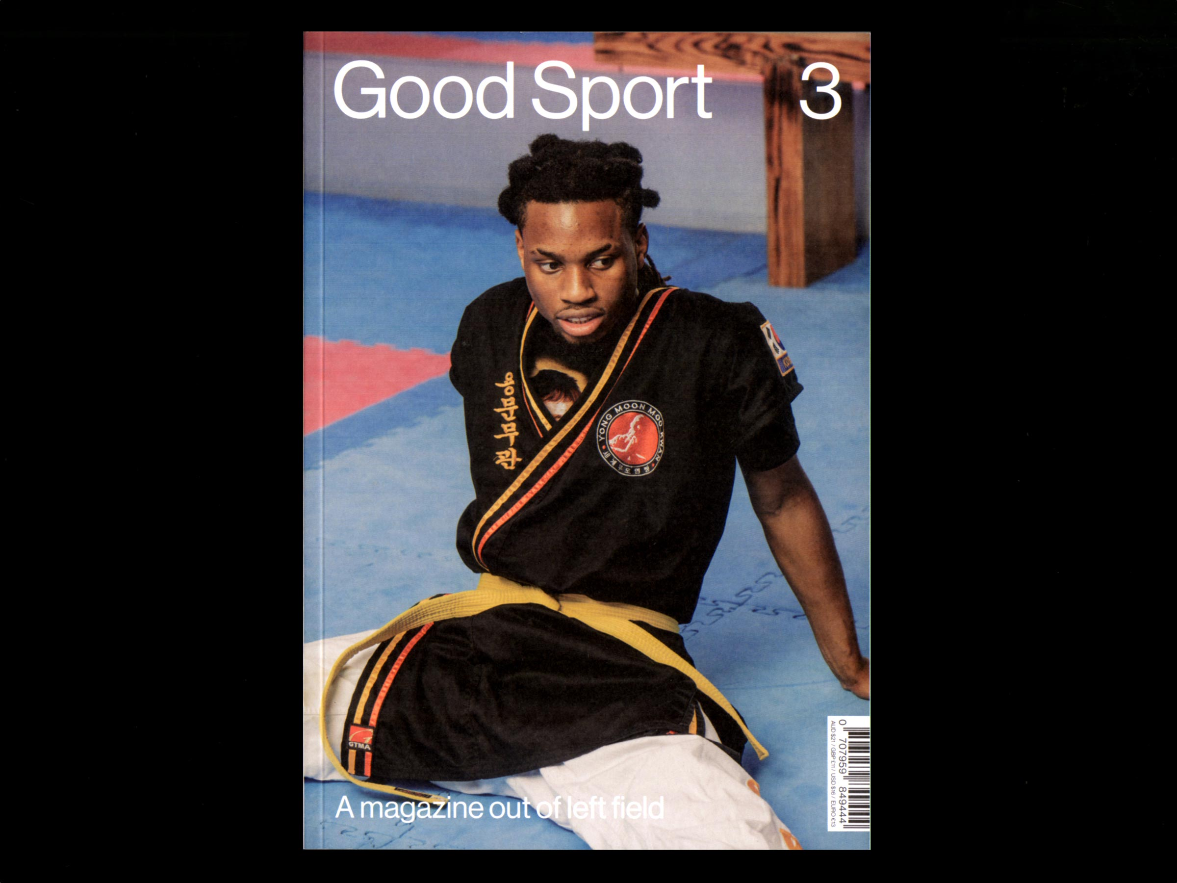 Good Sport Issue 3